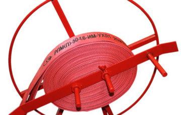 Перекатка пожарных рукавов (требуется 1 раз в год)