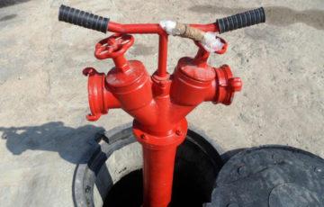 Проверка работоспособности источников наружного противопожарного водоснабжения (требуется 2 раза в год)