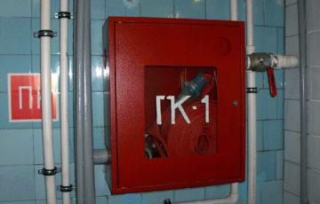 Испытание пожарных кранов