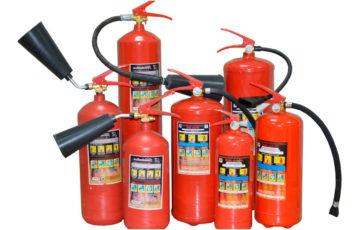 Расчет необходимого количества, типа и объема огнетушителей