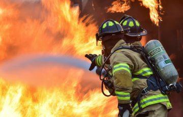 Россия занимает второе место в мире по погибшим в пожарах