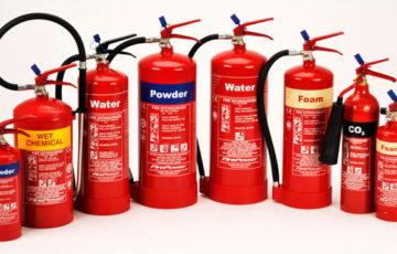 Как оптимально выбрать тип огнетушителя