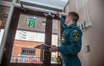 Прокуратура нашла 200 нарушений пожарной безопасности в торговых центрах Калининграда