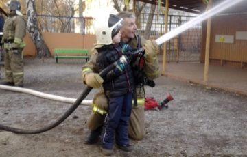 Пожарная безопасность в детских садах и школах