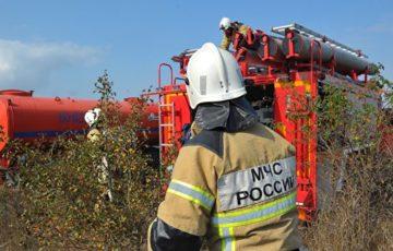 При пожаре в частном доме под Новосибирском погибли трое детей