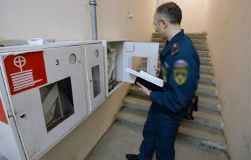 Лже-пожарные обманывают бизнесменов Подмосковья