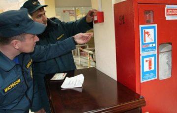 Несколько магазинов в Калужской области игнорируют требования пожарной безопасности