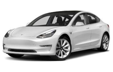 Момент взрыва автомобиля Tesla на МКАД попал на видео