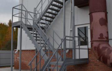 Требования к пожарным лестницам