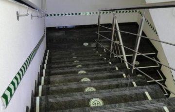 Требования к отделке путей эвакуации