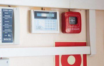 Почти в 700 школах не была настроена система пожарной сигнализации
