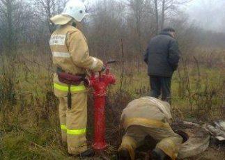 В Курской области проверили источники противопожарного водоснабжения
