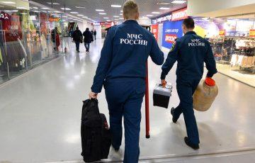 В России предлагают усилить пожарную безопасность в ТРЦ