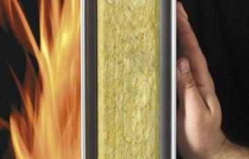О пожарной безопасности сэндвич-панелей