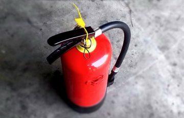 Компания из Калининграда оштрафована на 75 тысяч рублей за игнорирование норм пожарной безопасности