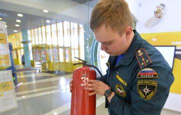ВНИИПО МЧС разработаны первые редакции двух проектов межгосударственных стандартов на переносные огнетушители и огнетушащие порошки