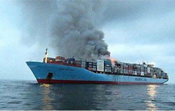 Пожарная безопасность судна
