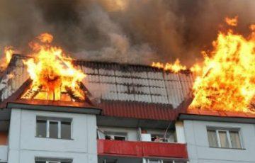 Возможные ситуации пожара в доме, и Ваши действия