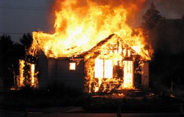 С начала года в Курской области произошло почти 50 пожаров