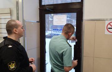 В Воркуте закрыли торговый центр московского предпринимателя из-за нарушения пожарной безопасности