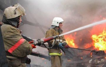 На большей территории Курской области установился 4 класс пожарной опасности