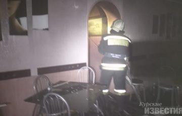 Владелец сгоревшего в Курске кафе не застраховал имущество