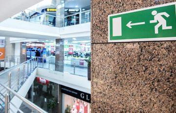 Пожарные проверки в торговых центрах изменятся