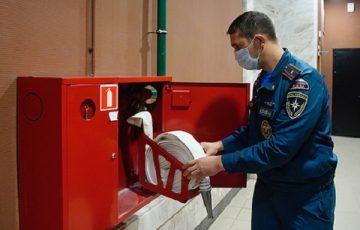 Введено административное приостановление деятельности за повторные нарушения требований пожарной безопасности