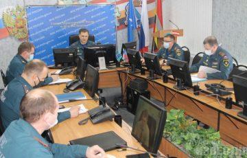 В Курской области на пожарах погибло 28 человек
