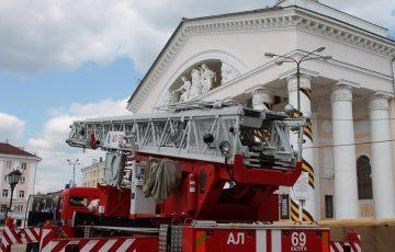 8 апреля – День рождения пожарной лестницы