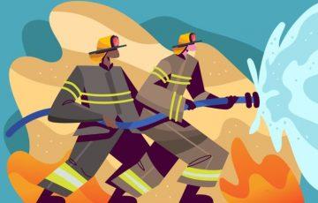 Куряне смогут бросить вызов пожарному