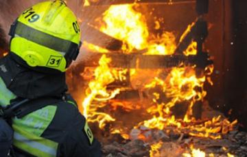 В России с начала года увеличилось число случаев гибели детей на пожарах