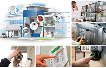 Монтаж и техническое обслуживание систем безопасности